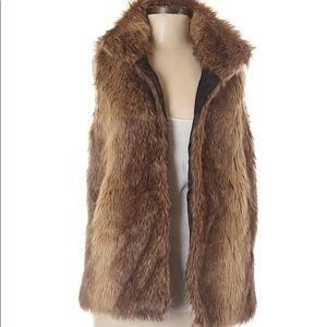 The Hanger Faux Fur Vest